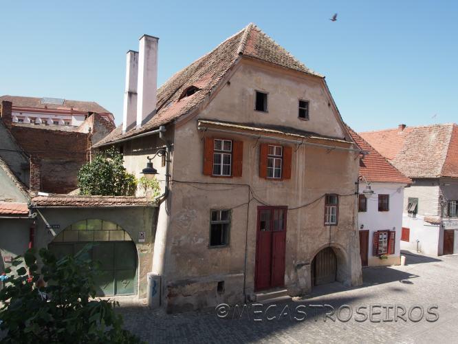 Pasajul Sc?rilor, Sibiu, Romania
