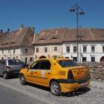 Taxi de Rumanía