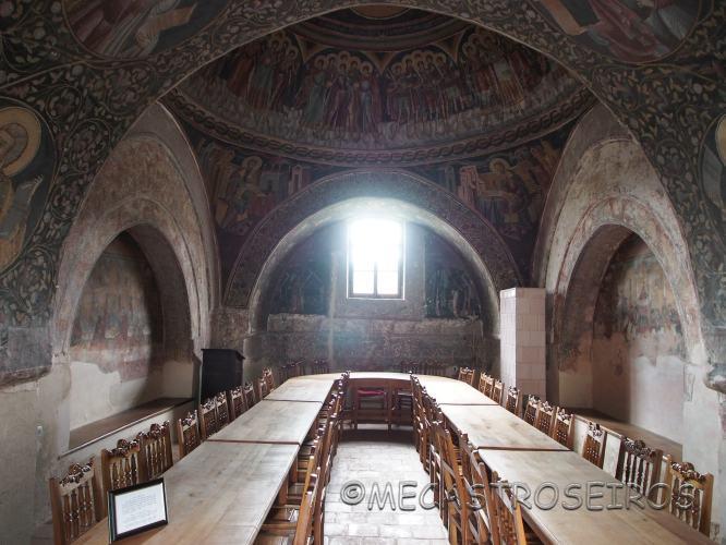 Monasterio de Horezu