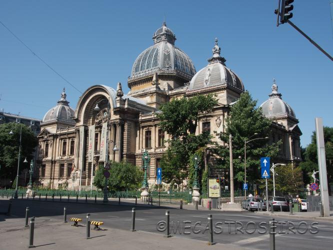Strada Gutenberg, Bucharest, Romania