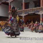 Festival Yuru Kabgyat en Lamayuru