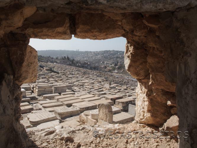 Cementerios de Jerusalén.