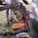 Los Hamer y la ceremonia de Ukuli Bula